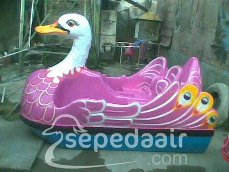 sepeda air - harga sepeda air bebek murah